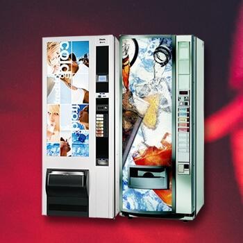 Automaty na zimne napoje